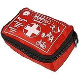 Wundmed Erste Hilfe Set 32-teilig in praktische Etui mit Gürtelschlau