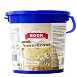 HOOK - Frisches Sauerkraut - 1000g (1 Eimer)