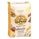 Caputo - Hartweizengrieß - Semola di grano duro rimacinata (4 x 1 kg)