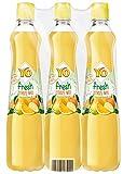 Yo Sirup Fresh Zitrus-Mix, 6er Pack, PET (6 x 700 ml)