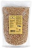 KoRo - Bio Kichererbsen 2 kg - Vegan Ohne Zusätze - Hülsenfrüchte im Vorteilspac