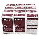 12 Pakete NRG 5 Notfallnahrung a' 500g 12 Pakte a' 9 Rieg