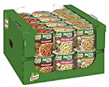 Knorr Pasta Snack Becher verschiedene Sorten Sortimentskarton, 24 x 70 g