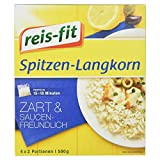 Reis-Fit Spitzen-Langkorn Reis im Kochbeutel, 4 Beutel 500 g