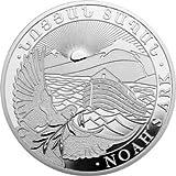 Silbermünze Arche Noah 2021 incl. Münzkapsel, 1 Unze, Differenzbesteuert nach § 25a UstG