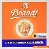 Brandt Markenzwieback, 20er Pack (20 x 225 g Packung)