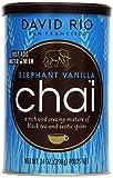 David Rio - Elephant Vanilla Chai, Pappwickeldose (1 x 398 g)