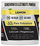 Elektrolyte Pulver Ohne Zucker | Electrolytes Keto | Elektrolyt zur Rehydration | Isodrink Pulver (420g) | Himalaya-Salz (Salz aus Punjab Pakistan)