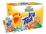 Frutti Instant Getränkepulver ohne Zucker - Geschmackrichtung: Ice Tea Peach Eistee Pfirsich 24er Packung