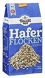 Bauckhof Haferflocken Großblatt Demeter, 1er Pack (1 x 500 g)