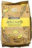 Amazon Marke - Happy Belly Getrocknete Mango, 7x100 g