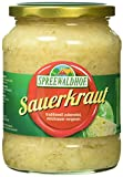 Spreewaldhof Sauerkraut, 6er Pack (6 x 720 ml)