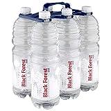 Black Forest - Mineralwasser Still, 6 x 1,0 Liter PET, inkl. Pfand