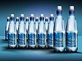 Storm H2O+Coffein - 6 x 500 ml PET stilles, koffeinhaltiges Mineralwasser inklusive 1,50 € DPG Pfand…