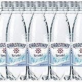 18 Flaschen Gerolsteiner Classic Sprudel Mineralwasser a 1000ml in PET inc. 2.70€ Mehrweg Flasch