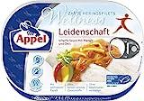 Appel Heringsfilets Wellness Leidenschaft, 10er Pack Konserven, Fisch in scharfer-Sauc