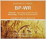 Compact - BP WR Emergency Food 500 Gramm Langzeitnahrung für Outdoor, Camping und in Krisensituatio