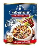 Halberstädter Ungarische Gulasch-Suppe, 1er Pack (1 x 800 g)