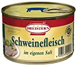 Dreistern Schweinefleisch, 400 g
