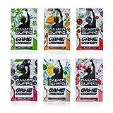 Energy Booster GAME CHANGER von GAMER SUPPS   eSports Energy Drink Pulver   Wenig Kalorien   Wenig Zucker   280g   40 Portio