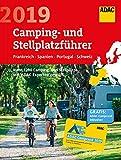 ADAC Camping- und Stellplatzführer Frankreich, Spanien, Portugal, Schweiz