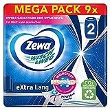 Zewa Wisch&Weg extra lang Original, Mega Pack, 9 Packung