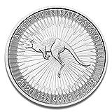 Silbermünze Känguru - 2020-1 Unze - prägefrisch - einzeln in Münzkapsel verpac