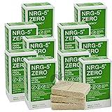 Notverpflegung 10x NRG-5 ZERO Glutenfrei Survival 500g Notration Notvorsorge | 10x9 Riegel Survivalnahrung Expeditions Grundausstattung wie EP